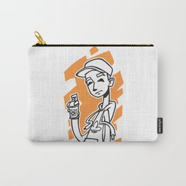Graffiti Guy (alt) Carry-All Pouch