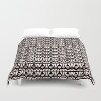 hipster Duvet Covers featuring Hipster by BySPDesign