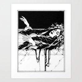 Pannochka Art Print