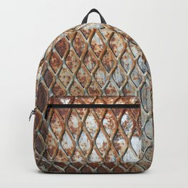 Rusty Grate Backpack