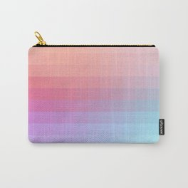 Lumen, Pink and Lilac Light Carry-All Pouch