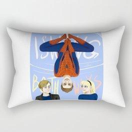 Swinging Both Ways Rectangular Pillow