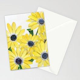 Strangely Sunny Stationery Cards