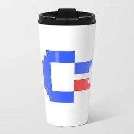 Pixel C64 Travel Mug