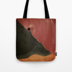 i didn't think it would end this way.  Tote Bag