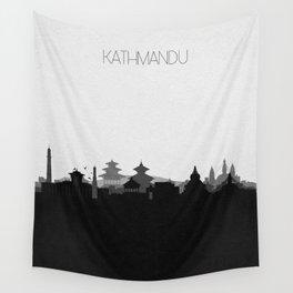 City Skylines: Kathmandu Wall Tapestry
