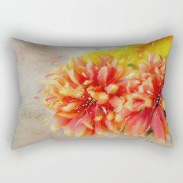 Burst of Autumn Rectangular Pillow