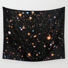 Hubble Extreme-Deep Field Wall Tapestry