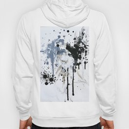 Dripping Paint Splash Hoody