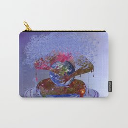 Mother Earth is Melting Carry-All Pouch