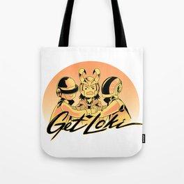 Get Loki Tote Bag