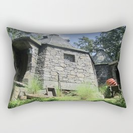 Hagrid are you home? Rectangular Pillow