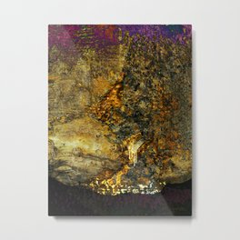 The Gold suite #1 Metal Print
