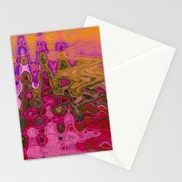 klimt kool-aid Stationery Cards