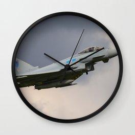 Eurofighter FGR4 Typhoon Wall Clock