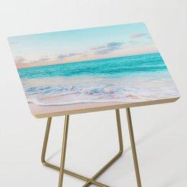 Ocean Bliss #society6 #society6artprint #buyart Side Table