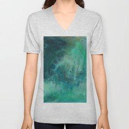 Abstract No. 318 Unisex V-Neck