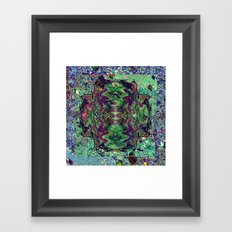 Swish Framed Art Print