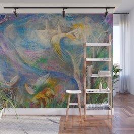 Fairy Fantasy Wall Mural