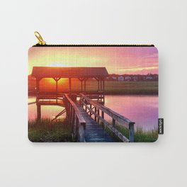 Litchfield Sunset Carry-All Pouch