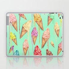 melted ice creams Laptop & iPad Skin