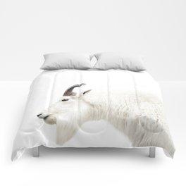 NORDIC MOUNTAIN GOAT Comforters