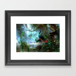 Birds Nature Framed Art Print