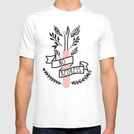 No Regrets Seam Ripper T-shirt