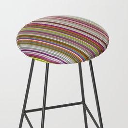Stripes & stripes Bar Stool