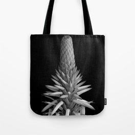 Fire Aloe Tote Bag
