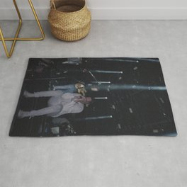 Win Butler in Lisbon Rug