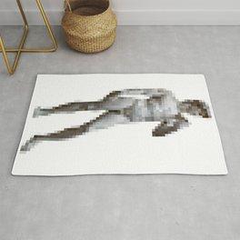 Pixelated Adam Rug