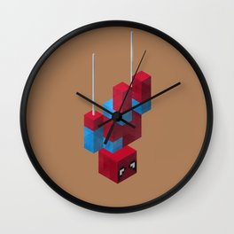 Sensational Spider Man Wall Clock