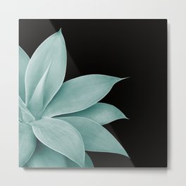 Agave Finesse #4 #tropical #decor #art #society6 Metal Print