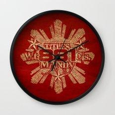 881 Wall Clock