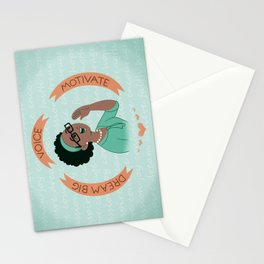 Voice Stationery Cards