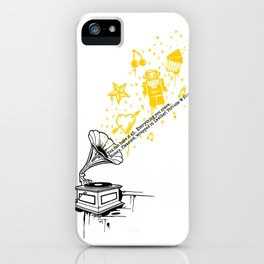 Music Maker iPhone Case