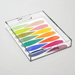 harmony 5 Acrylic Tray