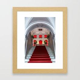 Catharine Palace Saint Petersburg Framed Art Print