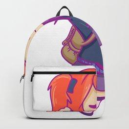 Girls' school enrollment First Class Gift Backpack