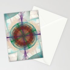 Maia Nebula Stationery Cards