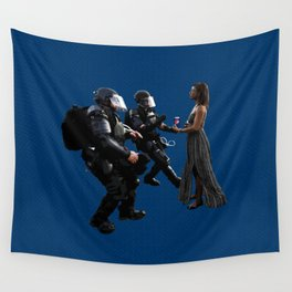 Give Pepsi A Chance Wall Tapestry