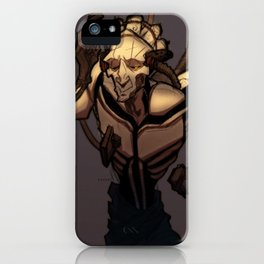 Synthetic Hubris iPhone Case