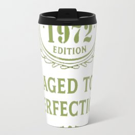 Green-Vintage-Limited-1972-Edition---45th-Birthday-Gift Travel Mug