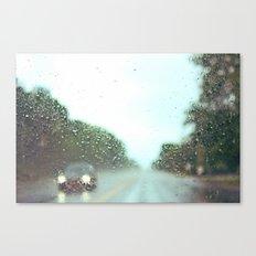 accidental photo Canvas Print