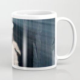 Not Impressed: Cash As Liam Neeson Coffee Mug