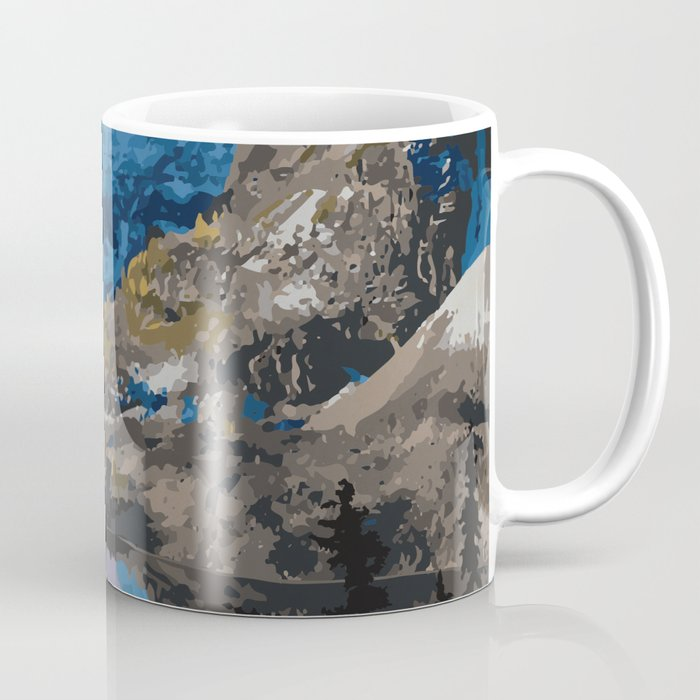 Mt Assiniboine Provincial Park Coffee Mug By Cameronstevens Society6
