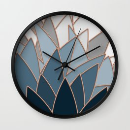Colours of Neutral Stars Wall Clock