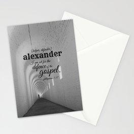Alexander Stationery Cards