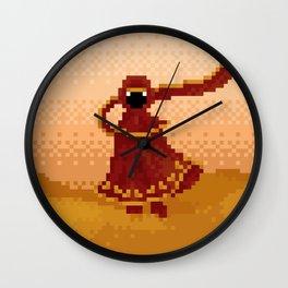 Pixelized: Journey Wall Clock